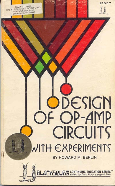 Free Operational Amplifiers Books Download